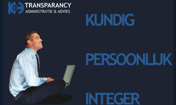 Transparancy Administratie